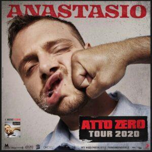 Immagine: Atto Zero di Anastasio tour