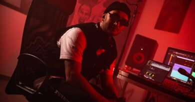 Immagine: Alekos in studio